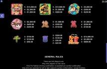 lucky little gods slot screenshot 4