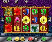5 dragons slot screenshot 1