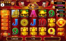 88 fortunes slot screenshot 1