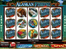 alaskan fishing slot screenshot 1