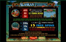 alaskan fishing slot screenshot 2