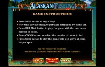 alaskan fishing slot screenshot 4