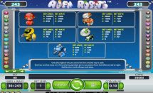 alien robots slot screenshot 3