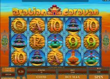 arabian caravan slot screenshot 1