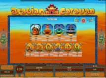 arabian caravan slot screenshot 3