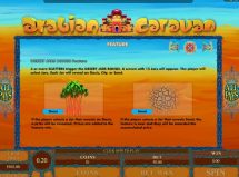 arabian caravan slot screenshot 4