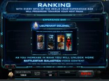 battlestar galactica slot screenshot 4