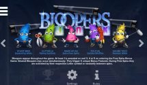 bloopers slot screenshot 4