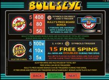 bullseye slot screenshot 2