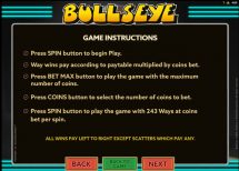 bullseye slot screenshot 4