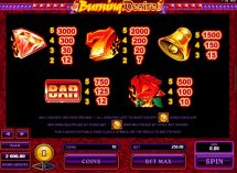 burning desire slot screenshot 4