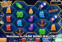 cash bang wallop slot screenshot 1
