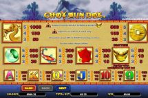 choy sun doa slot screenshot 2