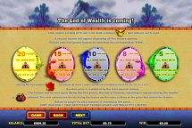 choy sun doa slot screenshot 3