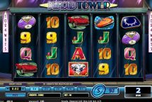 diamond tower slot screenshot 1