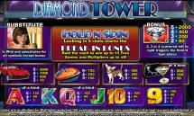 diamond tower slot screenshot 2