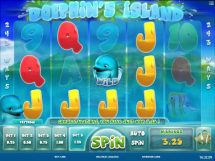 dolphins island slot screenshot 1