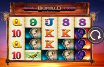 double buffalo spirit slot screenshot 1