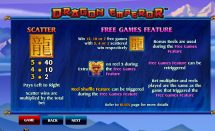dragon emperor slot screenshot 2