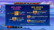 dragon emperor slot screenshot 3