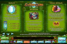 enchanted crystals slot screenshot 2