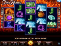 fire horse slot screenshot 1