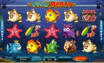 fish party slot screenshot 1
