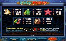 fish party slot screenshot 4