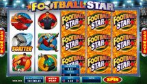 football star slot screenshot 1