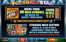 football star slot screenshot 2