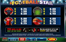 football star slot screenshot 4