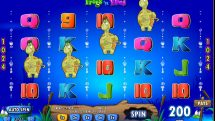 frogs n flies slot screenshot 4