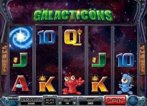 galacticons slot screenshot 1