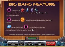 galacticons slot screenshot 3