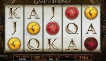 game of thrones slot screenshot 1