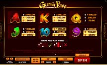 gung pow slot screenshot 4
