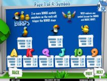 happy birds slot screenshot 2