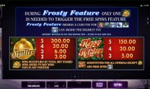 happy holidays slot screenshot 3