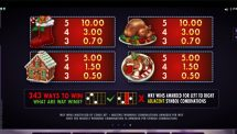 happy holidays slot screenshot 4