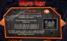 haunted night slot screenshot 4