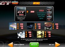 jackpot gt slot screenshot 2