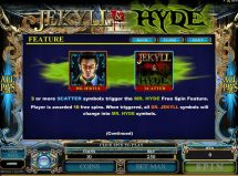 jekyll and hyde slot screenshot 3