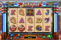 jukepot slot screenshot 1