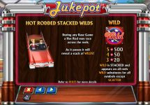 jukepot slot screenshot 3