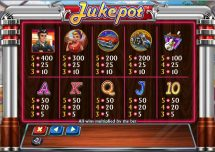 jukepot slot screenshot 4
