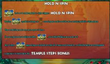 lost temple slot screenshot 4