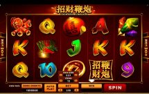 lucky firecracker slot screenshot 1