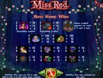 miss red slot screenshot 2