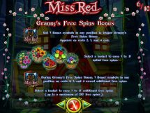 miss red slot screenshot 4