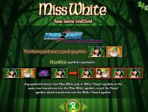 miss white slot screenshot 2